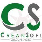 logo creansoft, groupe adec