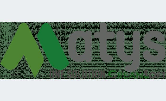 logo du logiciel Matys, une solution creansoft