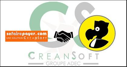 illustration du partenariat entre sefairepayer.com et dodobank