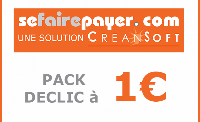Pack Declic Sefairepayer à 1 Euro